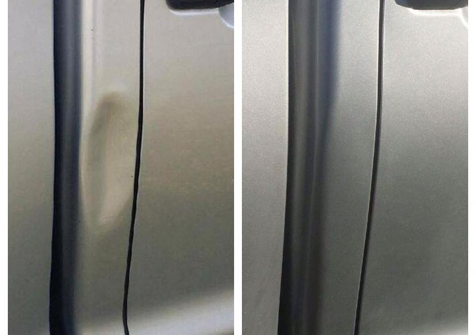 Body shops told customer no PDR guy can repair that – WRONG!